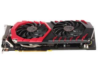 Видеокарта MSI GeForce GTX 1060 GAMING X 3G [GTX 1060 GAMING X 3G]
