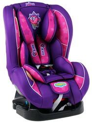 Детское автокресло AUTOPROFI SM/DK-200 Ezhik фиолетовый
