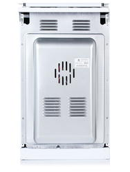 Электрическая плита ЛЫСЬВА ЭП402МС белый
