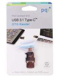 OTG карт-ридер PQI Connect 312