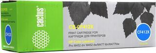 Картридж лазерный Cactus CF412X