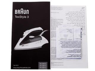 Утюг Braun TS 320 фиолетовый