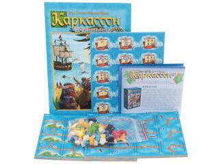 Дополнение для игры Каркассон: Южные Моря