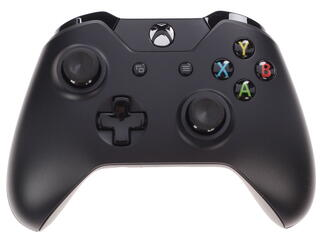 Геймпад Microsoft Xbox ONE черный