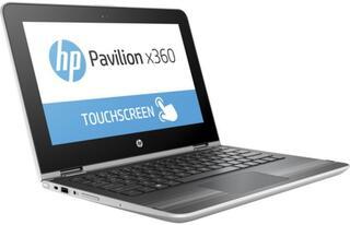"11.6"" Ноутбук HP Pavilion x360 11-u003ur серебристый"