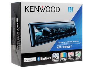 Автопроигрыватель Kenwood KDC-X5000BT
