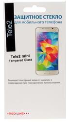 "4"" Защитное стекло для смартфона Tele2 mini"