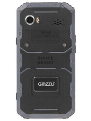 "6"" Смартфон Ginzzu RS97D 16 ГБ черный"
