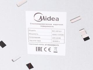 Электрическая варочная поверхность Midea MC-HF661
