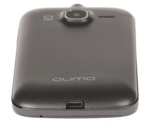 Сотовый телефон QUMO Push 220 QWERTY черный