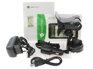 GPS навигатор NAVITEL A735