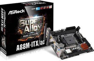 Материнская плата ASRock A88M-ITX/ac