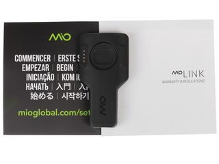 Часы-пульсометр Mio LINK серый
