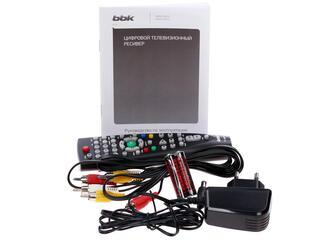 Приставка для цифрового ТВ BBK SMP014HDT2