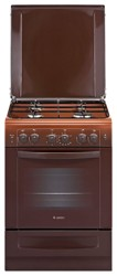 Газовая плита GEFEST 6102-02 0001 коричневый