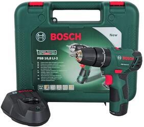 Шуруповерт Bosch PSB 10,8 LI-2