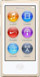 Мультимедиа плеер Apple iPod Nano 7th Gen 2015 золотистый