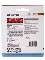 Память USB Flash JetFlash 350 32 Гб