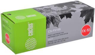 Картридж лазерный Cactus CS-FX10S