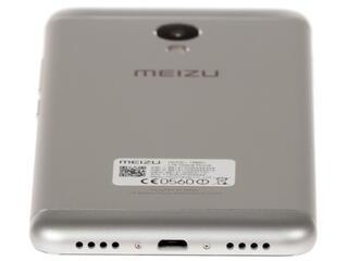 "5"" Смартфон Meizu m3s mini 32 ГБ серебристый"
