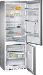 Холодильник с морозильником SIEMENS KG49NSB21R черный