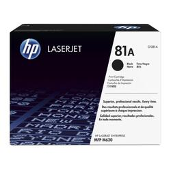 Картридж лазерный HP 81A (CF281A)