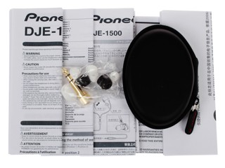 Наушники Pioneer DJE-1500