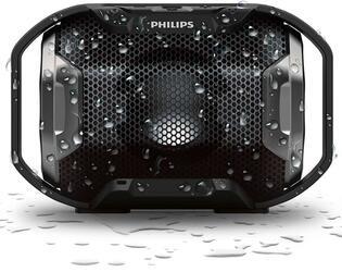Портативная колонка Philips SB300B/00 черный