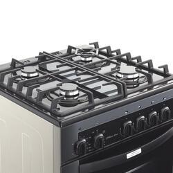 Газовая плита Gefest 1500 К32 черный, бежевый