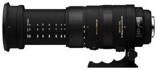 Объектив Sigma AF 50-500mm F4.5-6.3 APO DG OS HSM