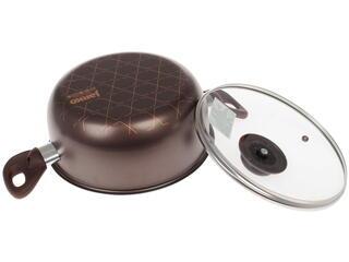 Кастрюля Jarko JBrS-222-21 Compliment коричневый