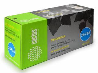 Картридж лазерный Cactus CS-Q2672A