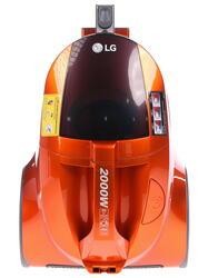 Пылесос LG VK75W02HY оранжевый