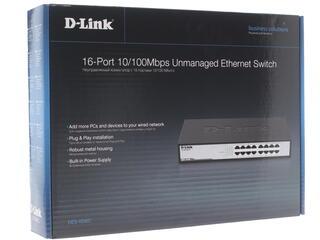 Коммутатор D-Link DES-1016C