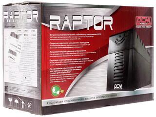 ИБП Powercom Raptor RPT-800AP
