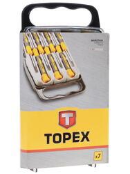 Набор отверток TOPEX 39D558