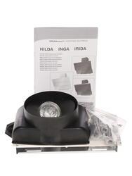 Вытяжка каминная KRONAsteel IRIDA 600 Sensor белый