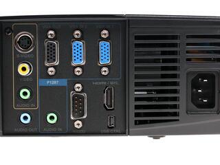Проектор Acer P1287 черный