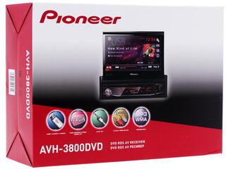 Автопроигрыватель Pioneer AVH-3800DVD