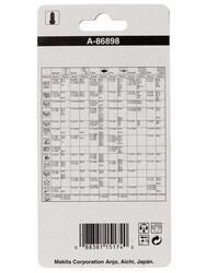 Пилки для лобзика Makita A-86898