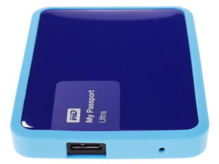 "2.5"" Внешний HDD Western Digital My Passport Ultra [WDBDDE0010BBL]"