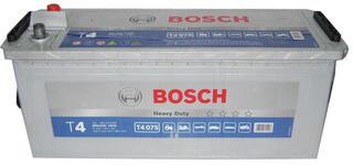 Автомобильный аккумулятор Bosch T4 075