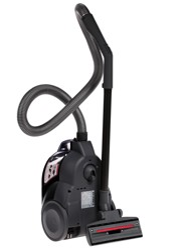 Пылесос LG VK705W05NSP черный