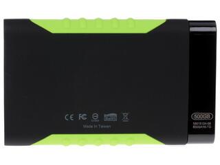 "2.5"" Внешний HDD Silicon Power Armor A15 [SP500GBPHDA15S3K]"
