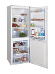 Холодильник с морозильником Nord ДХ 239 312 серый