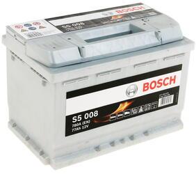 Автомобильный аккумулятор Bosch S5 008