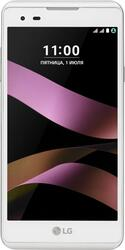 "5"" Смартфон LG K200 X Style 16 Гб белый"