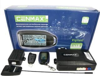 Автосигнализация Cenmax Vigilant ST11-D