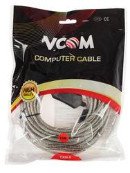 Кабель удлинительный VCOM USB 2.0 A - USB A