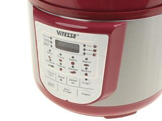 Мультиварка-скороварка Vitesse VS-524 красный